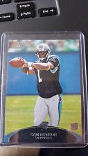 2011 Topps Prime Cam Newton #50 Football Card