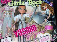 BRATZ *GIRLZ REALLY ROCK * YASMIN * POP PRINCESS