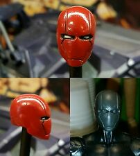 Marvel legends Custom Unpainted Headsculpt Cast Red Hood
