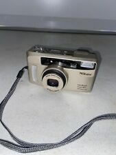 Nikon One Touch Zoom 90S 35mm Point & Shoot Film Camera