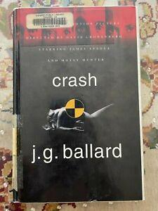 Crash 9780374524128, J. G. Ballard PB FAIR