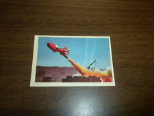MISSILES AND SATELLITES trading card #29 PARKHURST 1958 space rockets planets