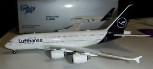 Gemini Jets 1:400   Lufthansa Airlines  A380   #D-AIMB  -  GJDLH1842