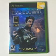 Deus Ex Invisible War Xbox Great Condition