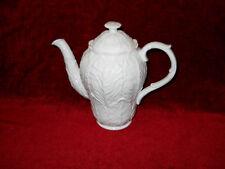 Coalport Countryware coffee pot