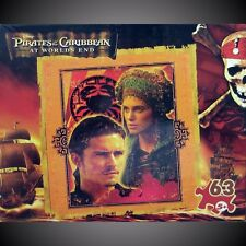NEW ~ 'Pirates Of The Caribbean' 63 Piece Jigsaw Puzzle For Ages 5 & Up