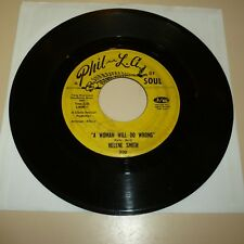 NORTHERN SOUL 45 RPM RECORD - HELENE SMITH - PHIL L A OF SOUL 300