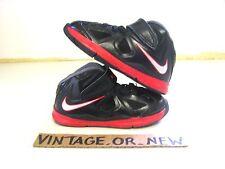 Nike LeBron X 10 Miami Heat Away 543566-001 sz 7C