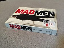 Mad Men: Season Four (DVD, 2011, 4-Disc Set) Like NEW