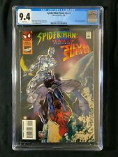 Spider-Man Team-Up #2 CGC 9.4 (1996) - Silver Surfer appearance