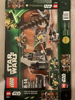LEGO Star Wars 75017 Duel Geonosis Count Dooku Yoda Retired Rare - BOX ONLY