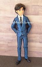 "Moxie Teenz Gavin Boy 14"" Doll Articulated Fashion W Rooted Hair & Blue Eyes MGA"