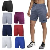 RVX Mens Football Shorts Jogging Running Gym Sports Breathable Fitness Exercis
