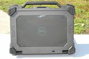 Dell XFR E6420 Rugged Military Laptop 2.5Ghz i5 8GB RAM 128GB SSD