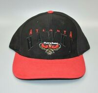 Atlanta Hawks NBA Twins Enterprise Vintage 90's Strapback Cap Hat - NWT