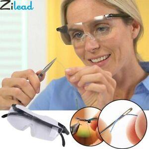 Zoom Magix / 1 Stück - Vergrößerungsbrille 160 % - LUPENBRILLE - ORIGINAL AUS TV