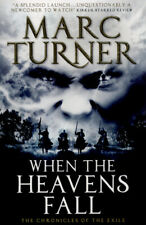 The chronicles of the exile: When the heavens fall by Marc Turner (Paperback /