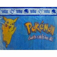 NEW POKEMON PIKACHU ROLL OF CREPE STREAMER 10 YARDS LONG  PARTY SUPPLIES