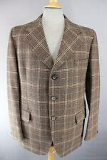 Tweed Blazer Original Vintage Coats & Jackets for Men