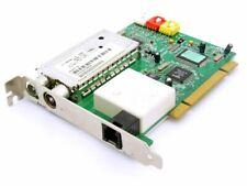 Medion Philips CTX918_V2 Dvb-T / TV 7134 PCI Board V.92 Data Fax Modem 20024179
