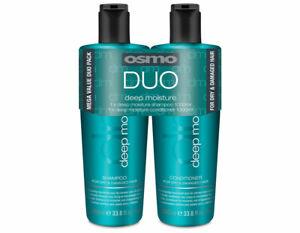 Osmo Deep Moisture - Shampoo & Conditioner DUO (1000ml)