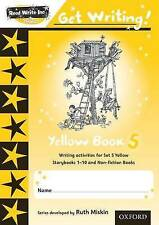 Read Write Inc. Phonics: Get Writing!: Yellow 5 Pack of 10 New Edition, Excellen