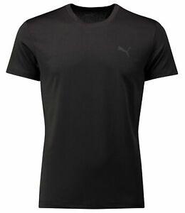 Puma T-Shirt Active Sport Basic Crew Tee Rundhals weiss schwarz FARBWAHL