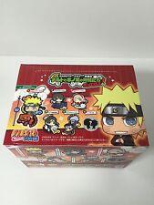 Megahouse Rubber keychain Naruto Shippuden Friends of Konoha 1 Box=6pieces Japan