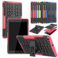 For Samsung Galaxy Tab A 8.0 2019 T290 T295 Shockproof Hybrid Stand Case Cover