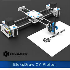 EleksMaker 2Axis XY Mini CNC Pen Plotter DIY Laser Drawing Robot Machine Printer