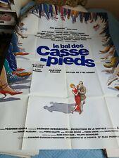 Affiche Cinéma Le Bal Des Casse-pieds 120 X 160 Cm