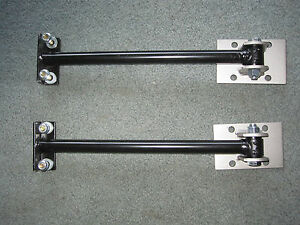 SUNBEAM TIGER LAT-6 BOLT ON TRACTION MASTER TRACTION BARS  NEW!