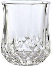 ECLAT / CRISTAL D'ARQUES LONGCHAMP 6 SHOT GLASSES 4.5cl - BNIB