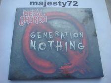 METAL CHURCH-GENERATION NOTHING LIM.EDIT.DIGI