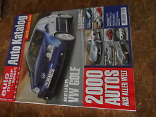 auto katalog ams Auto Katalog Nr. 47  Modeljahr 2004