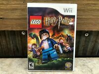 LEGO Harry Potter: Years 5-7 Nintendo Wi  COMPLETE TESTED FREE SHIPPING  - #4