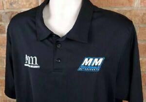 Jason Bowles Macdonald Motorsports American Majority Nascar Oakley Shirt Sz 2XL