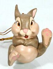 WDCC Disney Classics Collection Thumper Pan Pan Ornament BELLY LAUGH NIB COA