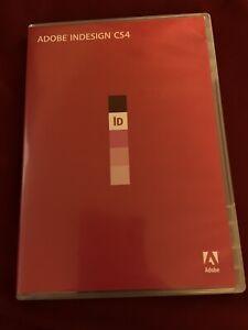 Adobe Indesign CS4 Full Version Genuine Windows