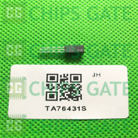 15PCS TA76431S Encapsulation:TO-92,ADJUSTABLE PRECISION SHUNT REGULATOR