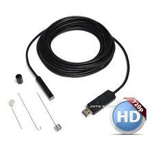 8mm USB Android HD Endoskop Kamera 10-Meter Videoskop Endoskopkamera Smartphone