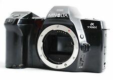 【AS IS】MINOLTA α 7700i Film camera From Japan