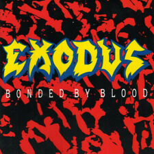Exodus - Bonded By Blood CD - SEALED Thrash Metal Album - CLASSIC