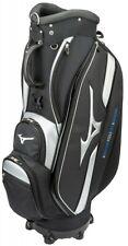 Mizuno Golf Men's Caddy Bag Light Style ST Light 5LJC180300 Black x Silver EMS