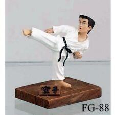 Mini Karate Side Kick Figure H939 Martial Arts Gifts Doll Figurine Shotokan
