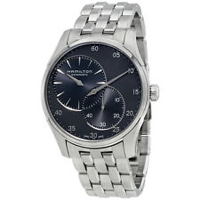 Hamilton Regulator Blue Dial Stainless Steel Automatic Mens Watch H42615143