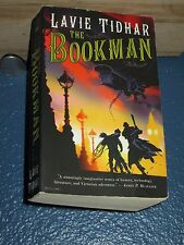 The Bookman by Lavie Tidhar paperback novel 9780857660343FR