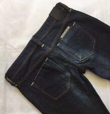 DKNY dark blue women's  DENIM jeans.UK size 24L. Excellent condition.