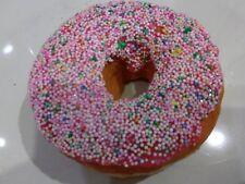 woo locke magnet lifesized 3d candy sprinkles retro donut 🍩 gaux food fake