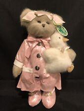 """Bearington Bears- """"Daphne And Duck� Nwt 14� Style # 143118"""